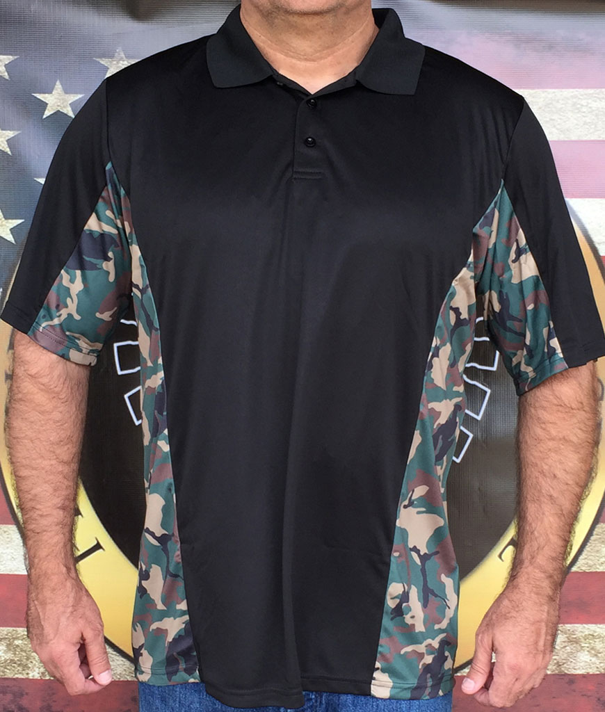 Classic Jungle Warrior Polo Shirt