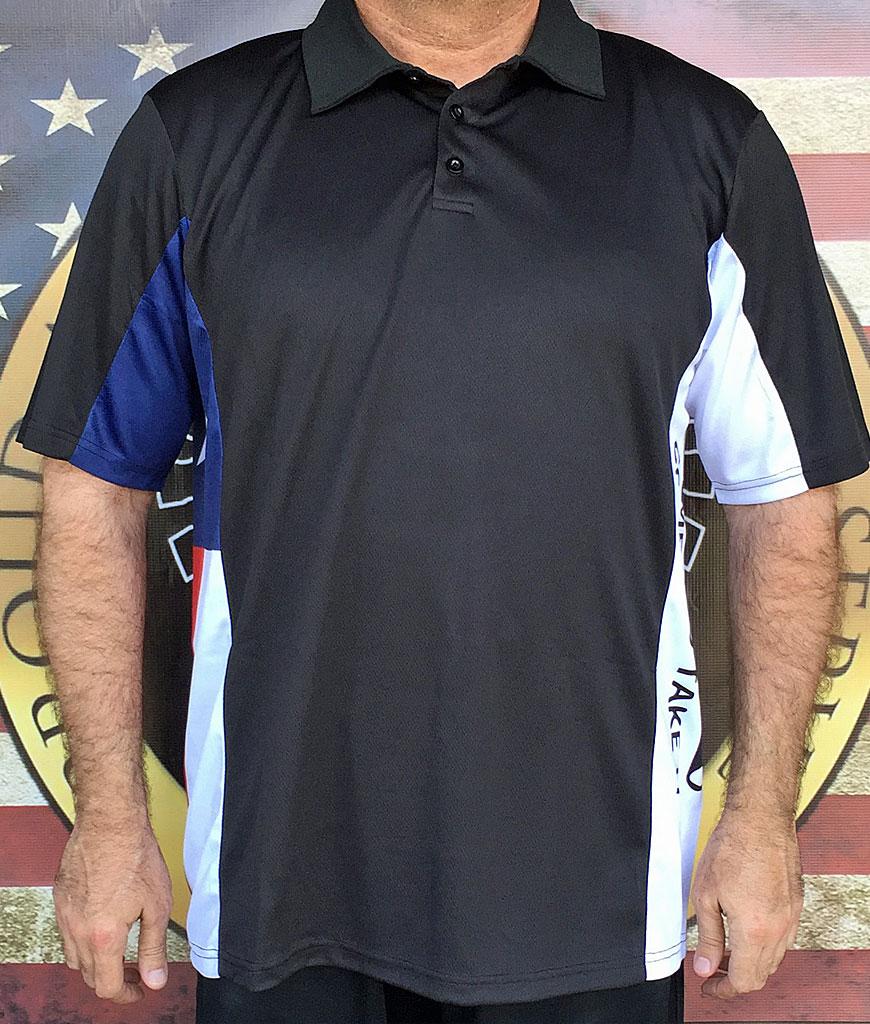 Defiant Texan Polo Shirt