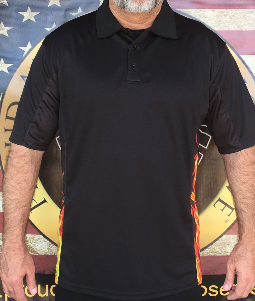 Firefighter Polo Shirt