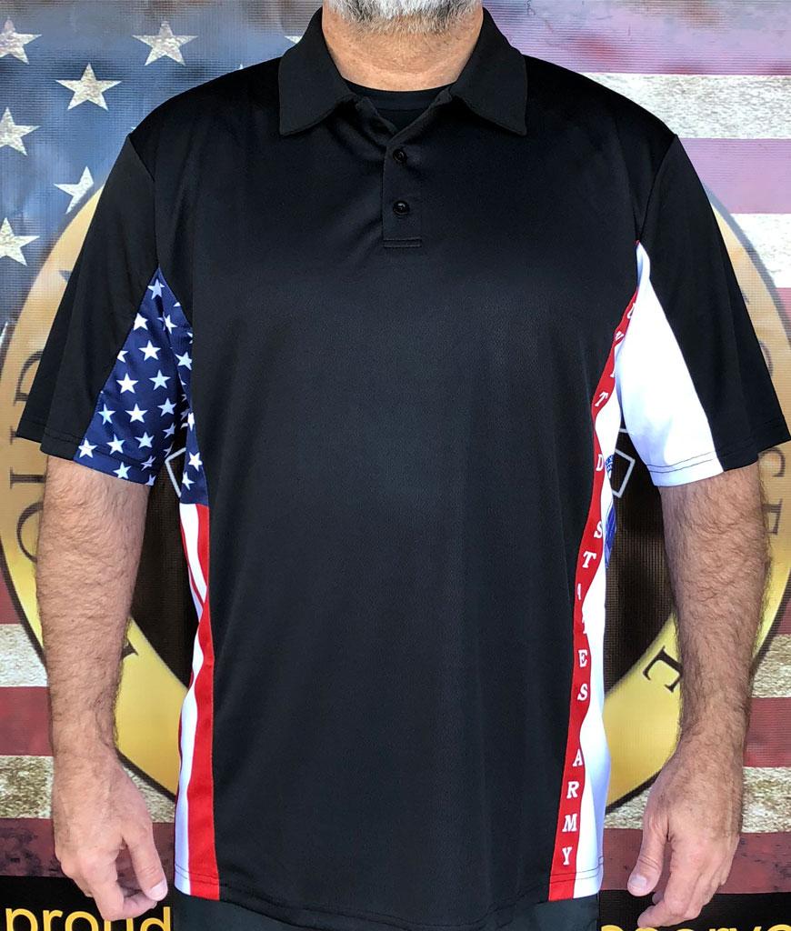 Army Patriot Polo Shirt