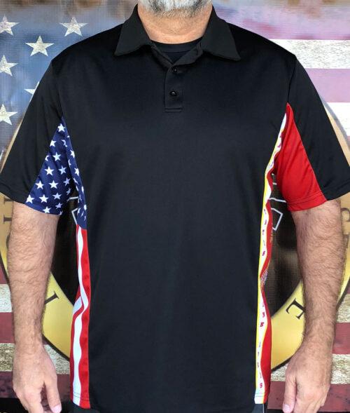 Marine Patriot Polo Shirt