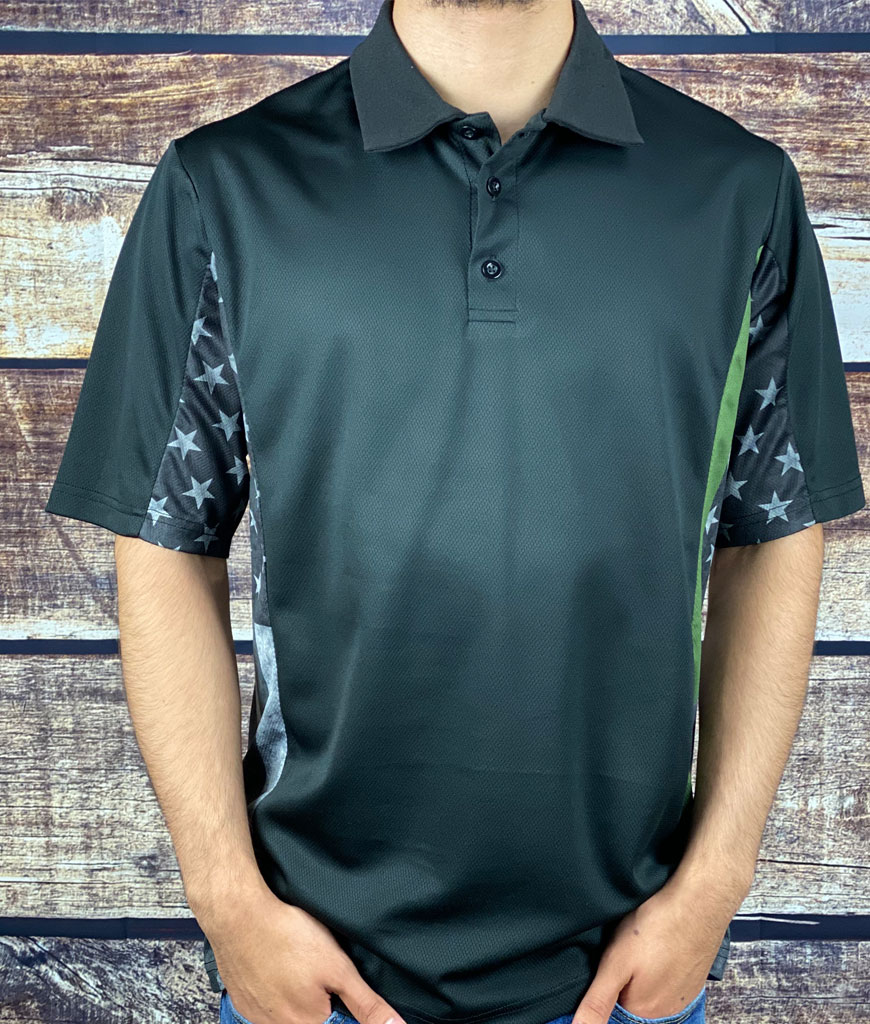 Government Agencies Polo SHirt