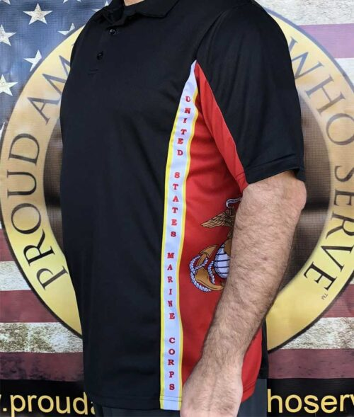 MarinePPolo Shirts for US Marines