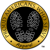 Proud Americans Who Serve Logo