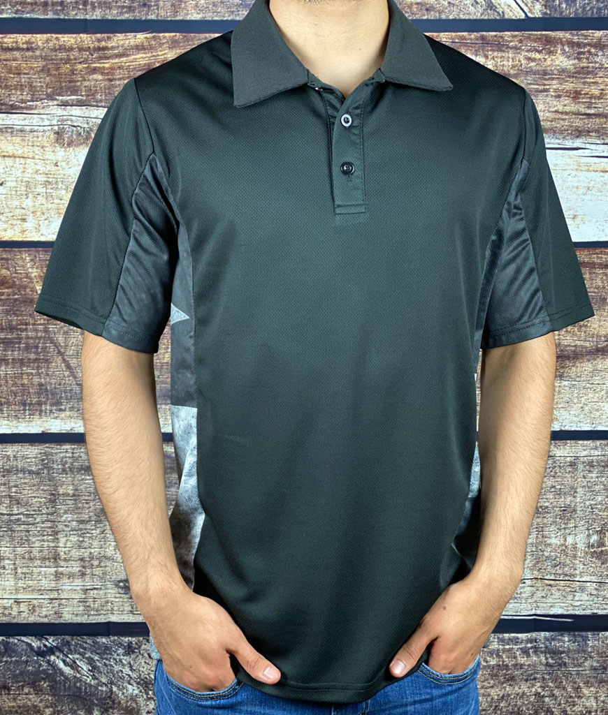 Texan and Mexican Heritage Polo Shirt