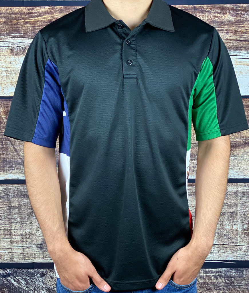 The Texan-Mexican Polo Shirt