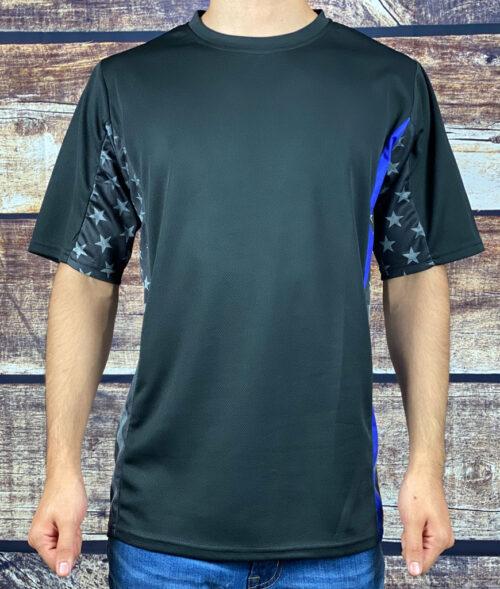 Back the Blue Police Tee Shirt